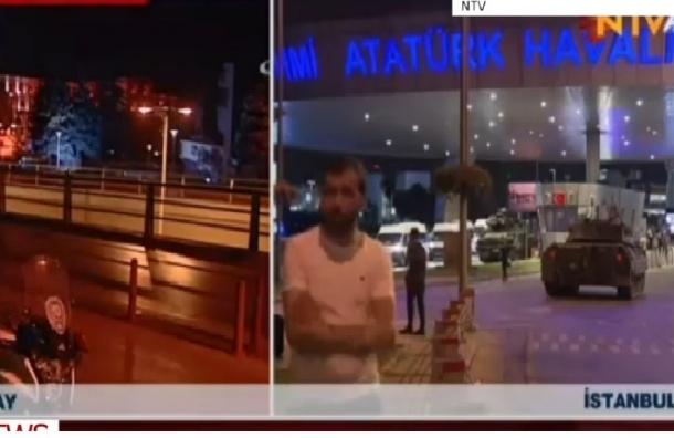 Военные взяли под контроль власть в Турции