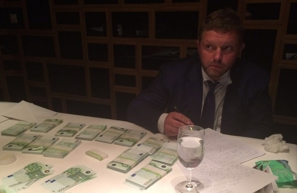 Арестованный за взятку губернатор Кировской области прекратил голодовку