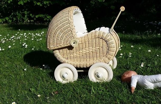 Труп младенца нашли в коляске на Благодатной улице