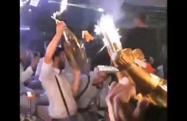 Футболиста российской сборной после скандальной вечеринки перевели в молодежку