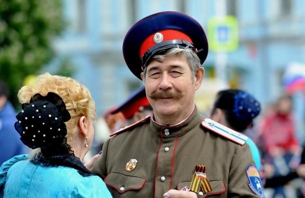 Петропавловская крепость соединила атаманов и казаков