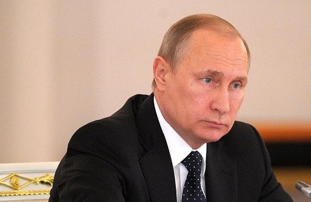 Путин пообщался с Меркель и Олландом