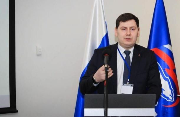Скандальный единоросс из Купчино выдвинется в депутаты Заксобрания