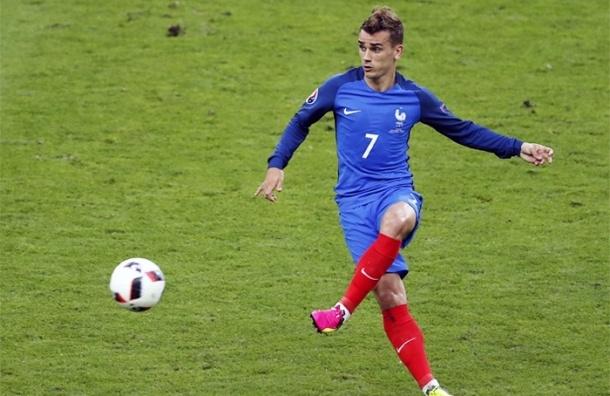 Лучшим игроком Евро-2016 признан Антуан Гризманн
