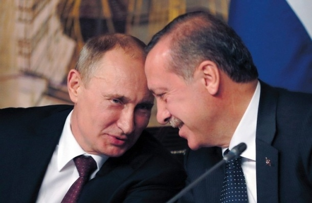 Немецкие СМИ сравнили Россию и Турцию с молодыми влюбленными