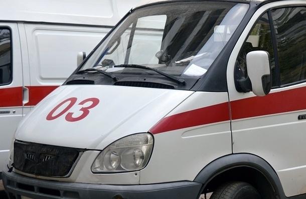 Петербуржец умер за рулем Chevrolet Lanos на Московском шоссе