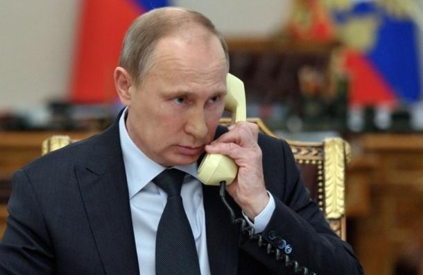 Путин поговорил с Обамой о Сирии, Украине и Нагорном Карабахе