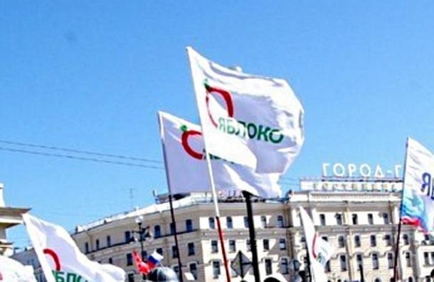 «Яблоко» определилось с федеральным списком в Госдуму