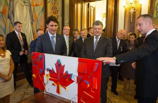Глава администрации Порошенко рассказал о создавших современную Канаду украинцах
