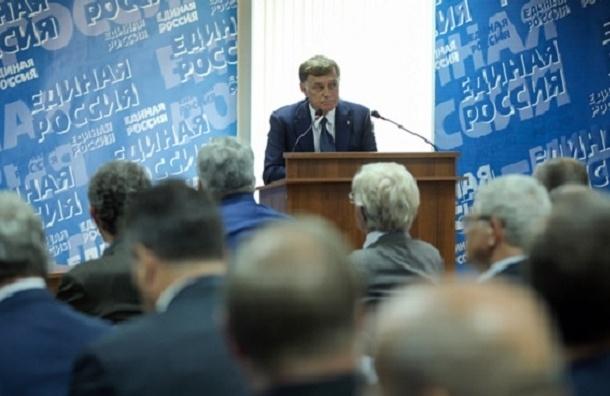Макаров и заведующая детсадом возглавят список «Единой России» в ЗакС