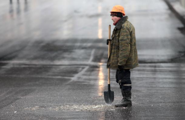 КРТИ просит еще 7 млрд рублей на ремонт дорог в Петербурге