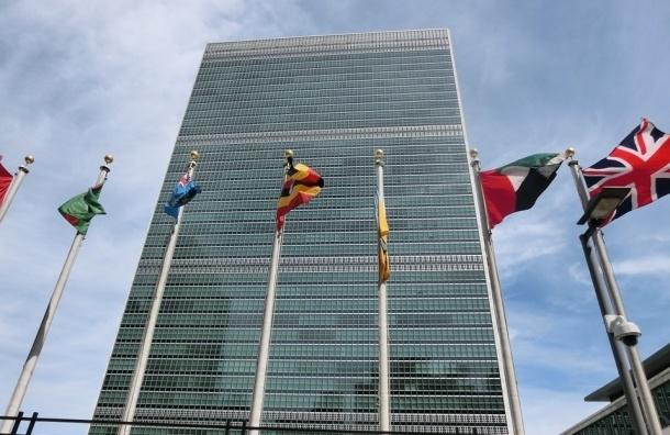 Россия заблокировала в ООН украинское заявление по Крыму