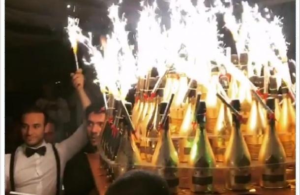Кокорину и Мамаеву под гимн России вынесли в Монте-Карло шампанское за €250 тысяч