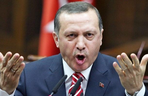 Эрдоган попросил генерала США «знать свое место»