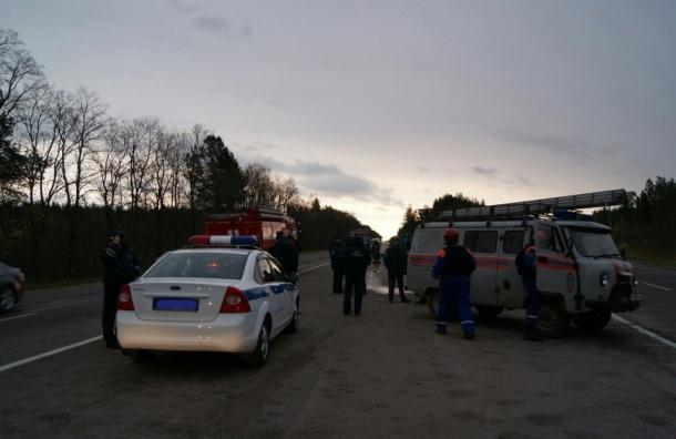 Мужчина погиб в ДТП на Краснофлотском шоссе
