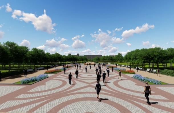 Капремонт Муринского парка начнется в конце года