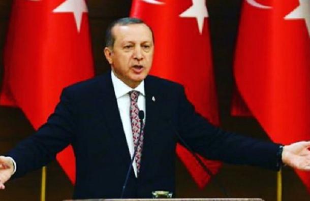 Эрдоган рассказал о том, как был на волоске от смерти