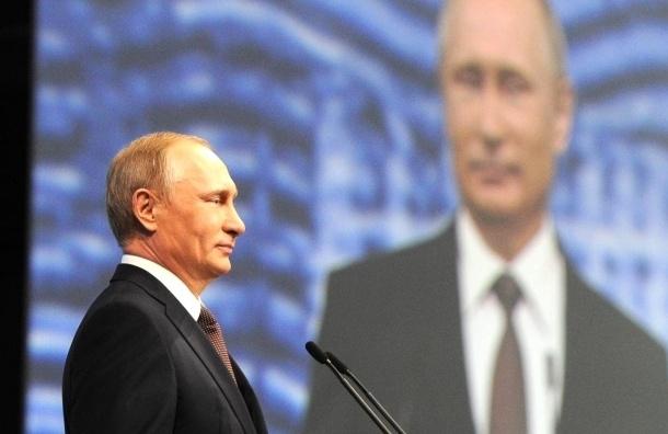 Путин подписал «пакет Яровой»