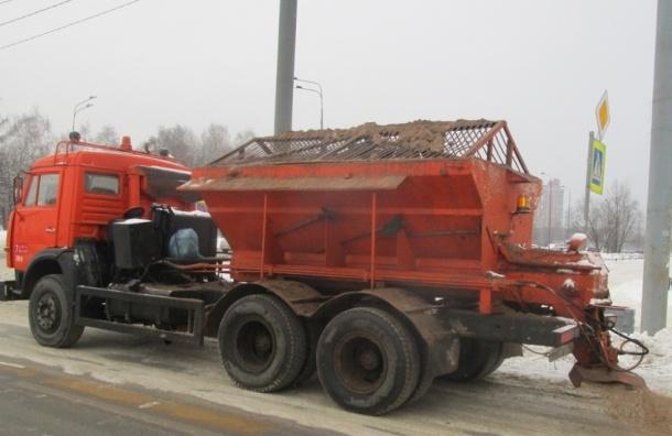 Рублевский: зимой будут использовать больше гранитной крошки