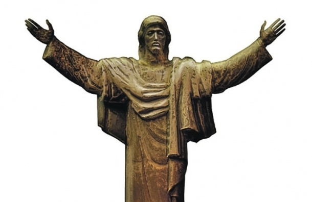СМИ: Церетели просит место под 80-метровую статую Христа