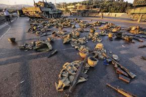 Власти Турции арестовали шесть тысяч человек по подозрению в причастности к путчу