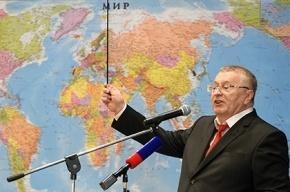 Жириновский предложил создать СССР с Турцией и Ираном