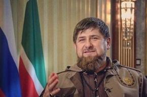 Рамзан Кадыров подал документы в избирком