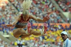 Дарье Клишиной разрешили выступить в Рио под флагом России