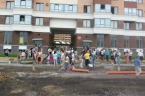 Жители «Нового Оккервиля» остановили стройку проспекта Строителей