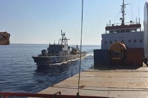 СМИ: Судно с российскими моряками захватили у берегов Ливии