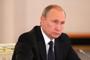 Обама поговорил с Путиным о Донбассе