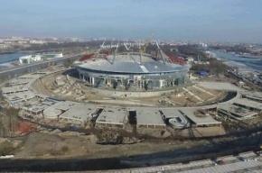 Генподрядчик «Зенит-Арены» вернет в бюджет 3,6 млрд рублей