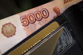 Полиция отобрала у карманников на Садовой улице украденный кошелек
