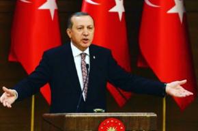 Эрдоган ввел в Турции режим чрезвычайного положения