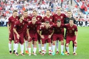 Выступлением российской сборной недоволен исполком РФС