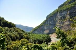 Петербургский турист погиб в горах Абхазии