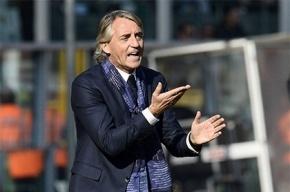 Роберто Манчини может оставить «Интер» ради сборной России