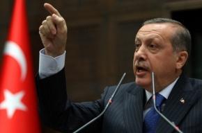 Эрдоган поблагодарил турецкий народ за срыв мятежа