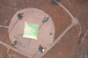 Кадры прыжка экстремала без парашюта попали в Сеть