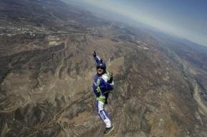 Экстремал из США собирается прыгнуть с самолета без парашюта