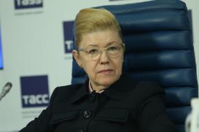 Мизулина внесла в Госдуму законопроект о декриминализации семейных побоев