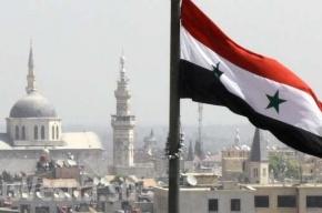 Минобороны: в Сирии погиб российский контрактник