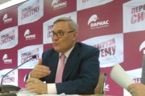 Касьянов: информация об исключении Яшина – провокация