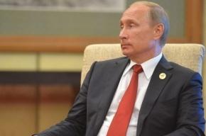 Политику Путина поддерживает 82% россиян