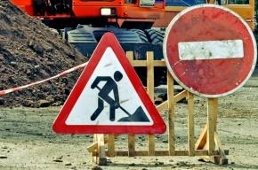 Движение закроют на КАД у Рябовского шоссе