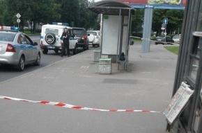 Полиция оцепила остановку на «Академической» из-за бесхозной сумки