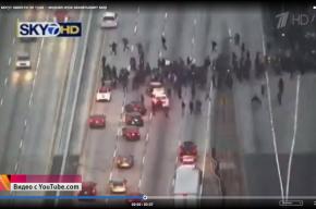 Первый канал спутал протестующих в США с охотниками за покемонами