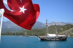 Турция в течение суток стала самым популярным направлением у россиян