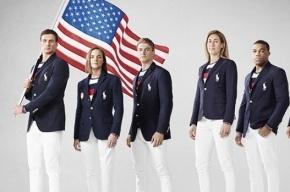 Американцы удивлены российским триколором на форме олимпийской сборной США