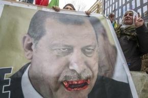 Турецких мятежников жестоко истязают